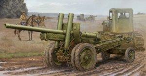 Trumpeter 02325 Soviet A-19 122mm Gun Mod.1937 (1:35)
