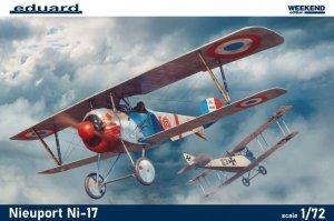 Eduard 7404 Nieuport Ni-17 Weekend edition 1/72