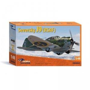 Dora Wings 48042 Seversky J9 (RSAF) 1/48