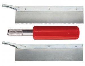 Excel 55670 Razor Saw Set, Handle and 2 Blades Piłka z 2 ostrzami