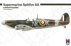 Hobby 2000 32002 Supermarine Spitfire IIA w/Rotol Propeller 1/32