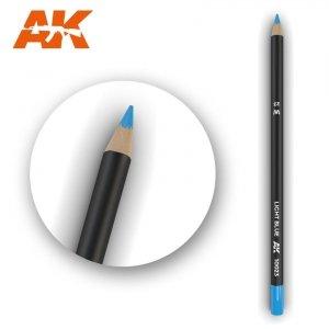 AK Interactive AK 10023 Watercolor Pencil LIGHT BLUE