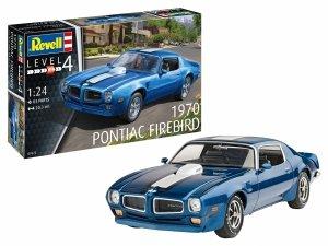 Revell 67672 1970 Pontiac Firebird - Model Set 1/24