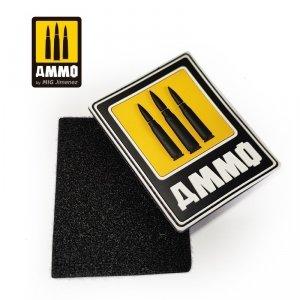 Ammo of Mig 8057 AMMO Tactical Badge naszywka