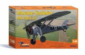 Dora Wings 48027 Morane-Saulnier MS.230 1/48