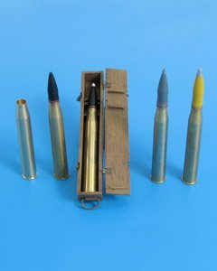 Eureka XXL A-3523 8,8 cm Gr.Patr.39 Hl Kw.K.43 1/35
