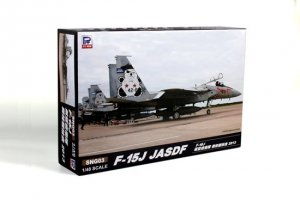 Great Wall Hobby SNG03 F-15J JASDF 2013 - Special Edition 1/48