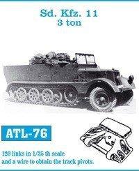 Friulmodel 1:35 ATL-76 Sd. Kfz. 11 3 ton