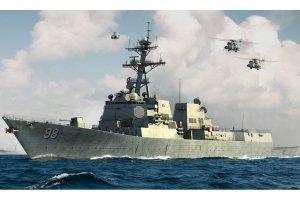 Hobby Boss 83414 USS Forrest Sherman DDG-98 1/700