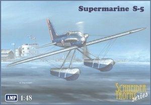 AMP 48009 Supermarine S.5 1/48