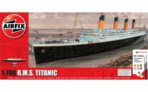 Airfix 50164A R.M.S. Titanic Gift Set 1/700