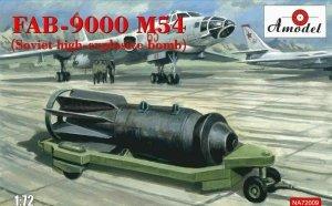 Amodel NA 72009 1/72 FAB-9000 M54 1/72
