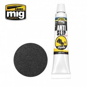 Ammo of Mig 2034 ANTI-SLIP PASTE - BLACK COLOR FOR 1/72 & 1/48