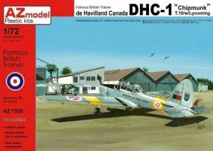 AZmodel AZ7559 DHC-1 Chipmunk T.10 (Anglia, Portugalia) 1/72