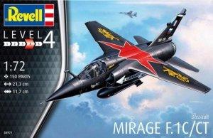Revell 04971 Dassault Mirage F.1C/CT 1/72