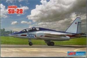 Art Model 7211 Sukhoi SU-28 (1:72)