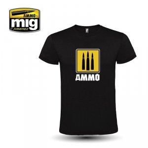 AMMO of Mig Jimenez 8055XL AMMO 3 BULLETS, 3 FOUNDERS T-SHIRT ( rozmiar , size XL)