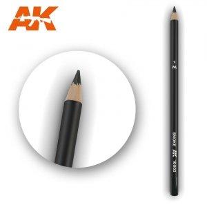 AK Interactive AK 10003 Watercolor Pencil SMOKE