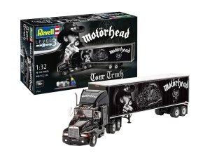 Revell 07654 Tour Truck Motörhead 1/32