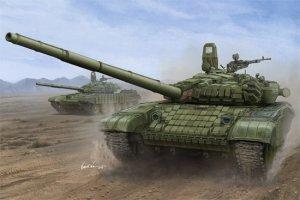 Trumpeter 00925 Russian T-72B1 MBT w/kontakt-1 reactive armor 1/16