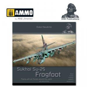 HMH Publications DH-017 Sukhoi Su-25 Frogfoot (English VErsion)