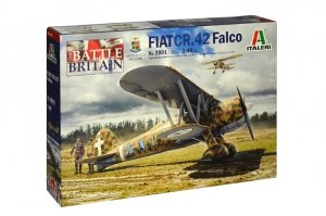 Italeri 2801 FIAT CR.42 Falco 1/48
