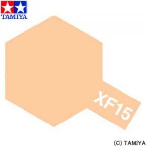Tamiya XF15 Flat Flesh (81715) Acrylic paint 10ml
