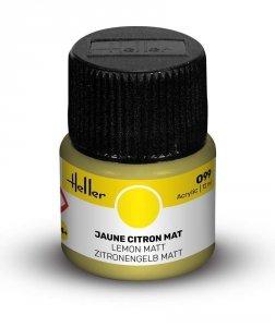Heller 9099 099 Lemon - Matt 12ml