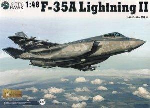 Kitty Hawk 80103 F-35A Lightning II Version 2.0 (1:48)