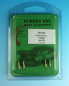 Eureka XXL ER-3532 T-34/85 produkcji 1945 i powojennej 1:35