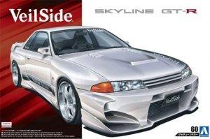 Aoshima 05709 VeilSide Combat Model BNR32 Skyline GT-R '90 1/24