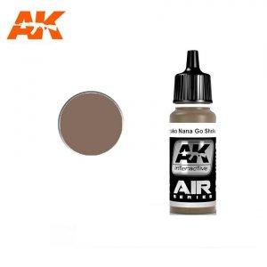 AK Interactive AK 2263 OHRYUKO NANA GO SHORU (OLIVE BROWN) 17ml