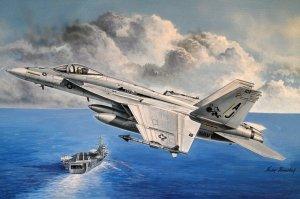 Hobby Boss 85812 F/A-18E Super Hornet 1/48