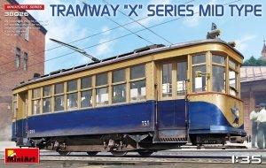 Miniart 38026 Tramway X Series 1/35