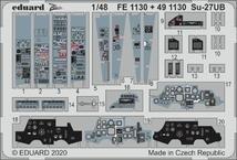 Eduard FE1130 Su-27UB KITTY HAWK 1/48