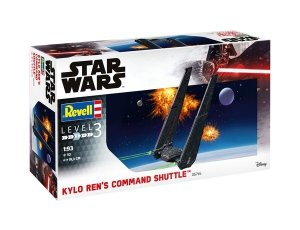 Revell 06746 Kylo Ren's Command Shuttle 1/93