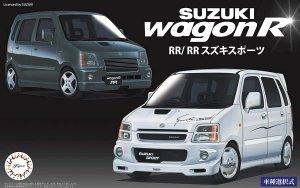 Fujimi 039855 1/24 ID-45 Suzuki Wagon R RR/RR Sport 1/24