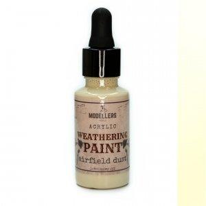 Modellers World MWE015 Weathering paint: Airfield dust 30 ml