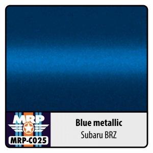 Mr. Paint MRP-C025 Blue metallic for Subaru BRZ 30ml