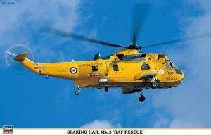Hasegawa 09907 Westland Sea King HAR. Mk.3 RAF Rescue (1:48)