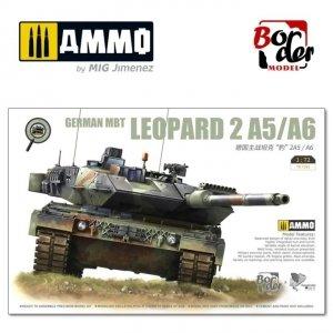 Border Model TK-7201 German MBT Leopard 2A5/A6 1/72