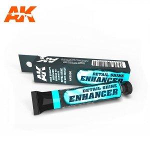AK Interactive AK 9050 DETAIL SHINE ENHANCER 20ml