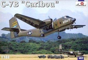 A-Model 01412 C-7B Caribou 1:144