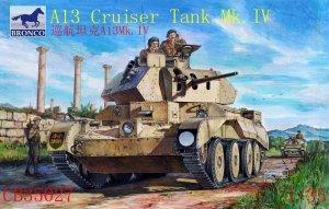 Bronco CB35027 A13 Cruiser Tank Mk. II CT Mk.IV