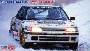 Hasegawa 20467 Subaru Legacy RS 1993 RAC Rally 1/24