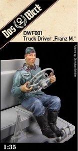 Das Werk DWF001 Driver Figure Franz M. 1/35