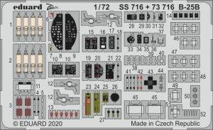 Eduard 73716 B-25B 1/72 AIRFIX