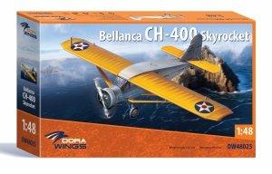 Dora Wings 48025 Bellanca CH-400 Skyrocket 1/48