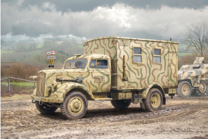 Italeri 6575 Opel Blitz Radio Truck 1/35