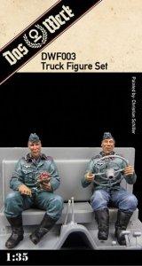 Das Werk DWF003 Truck Figure Set 1/35
